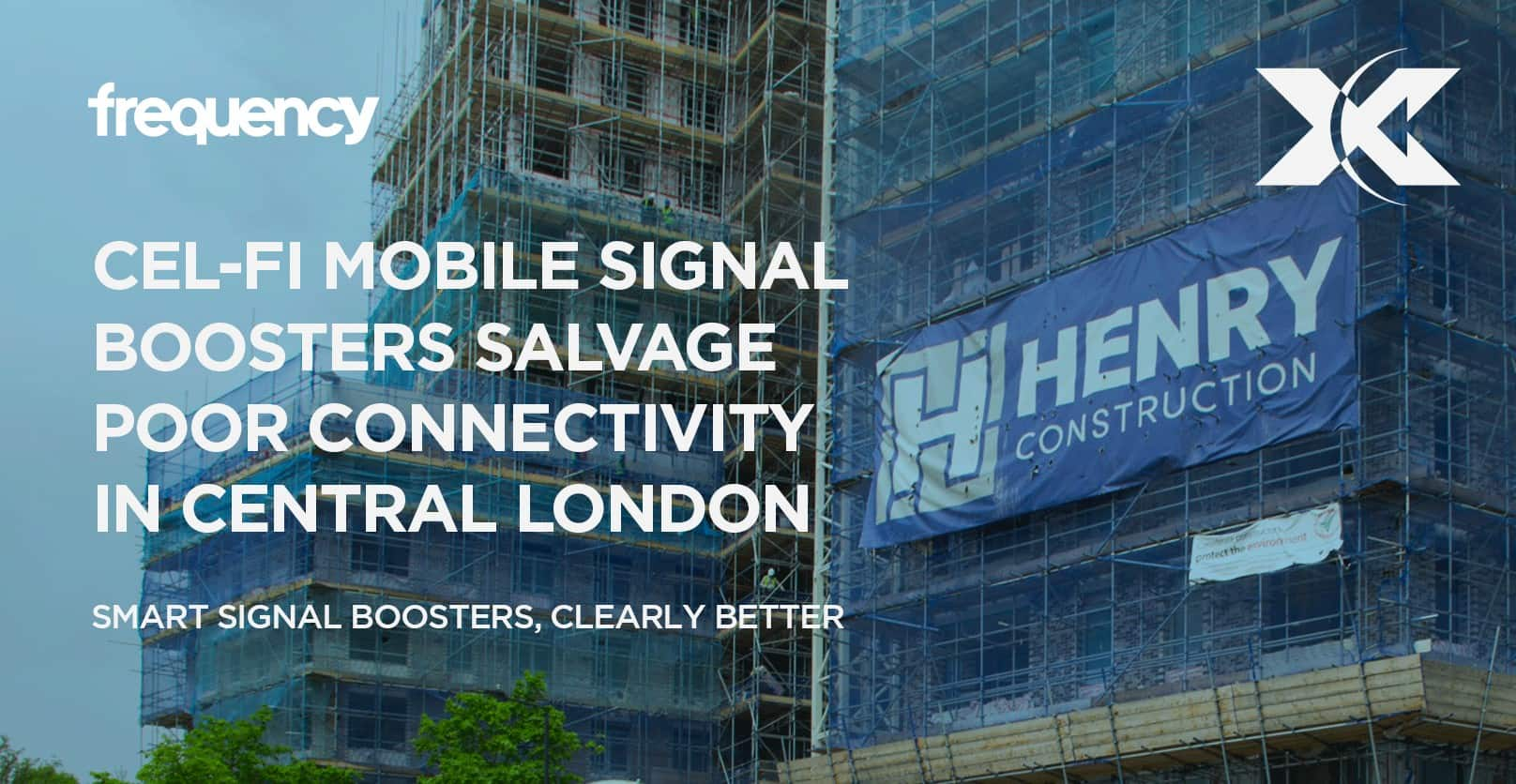 Salvage Signal Henry Construction