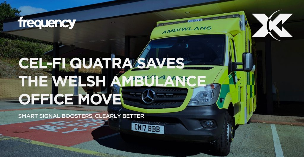 Welsh ambulance services