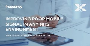Improve mobile connectivity in any NHS environment