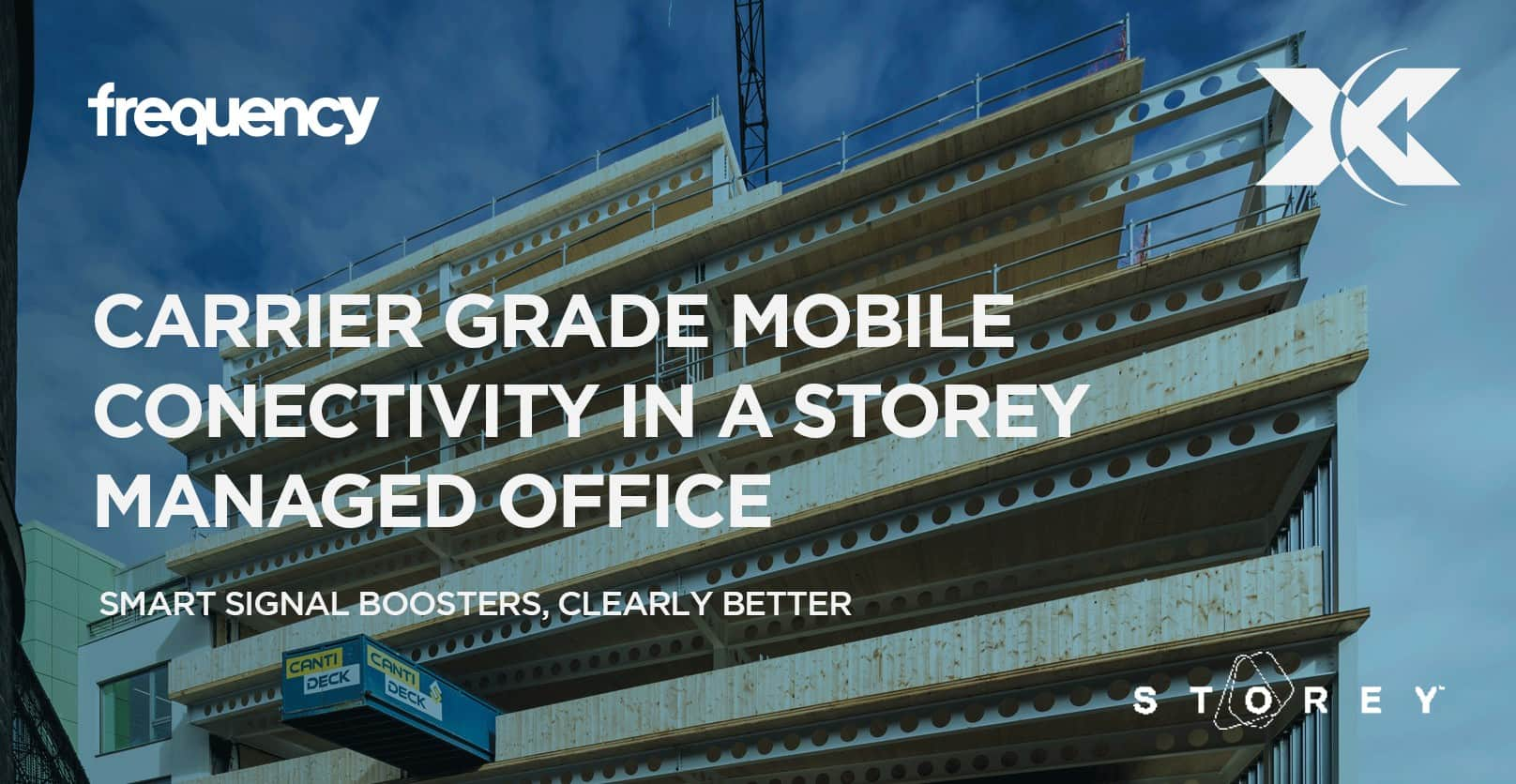 Mobile connectivity in Storey